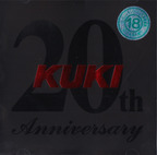 よしざわみわ の DVD KUKI 20th ANNIVERSARY