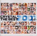 ひみこ の DVD CRYSTAL  THE  BEST  2001  1st